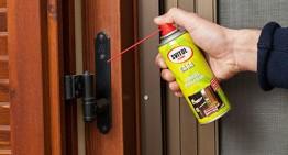 Come eliminare il cigolio dalle porte