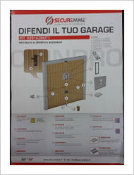 Kit sicurezza garage ferramenta como