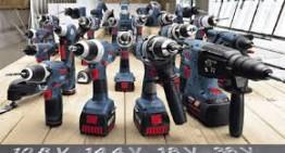 Utensili a batteria Bosch Professional