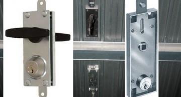 Mettere in sicurezza la serratura del box