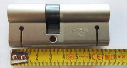 Come prendere la misura del cilindro europeo